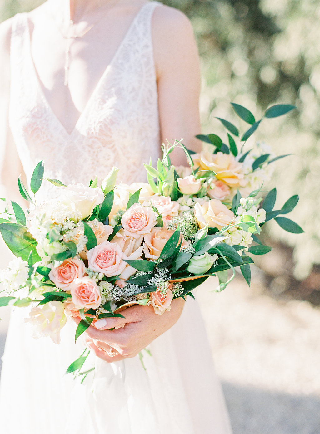Elegant Winery Wedding Inspiration